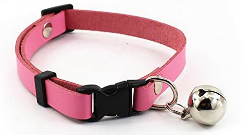 Adjustable Leather Necklace Buckle Collar product image