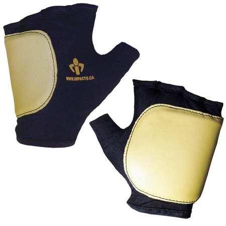 Anti-Vibration Gloves, S, Blue/Ylw, PR by IMPACTO (Image #1)