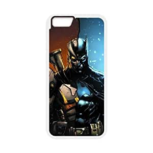 Batman Fusion iPhone 6 4.7 Inch Cell Phone Case White phone component RT_354729
