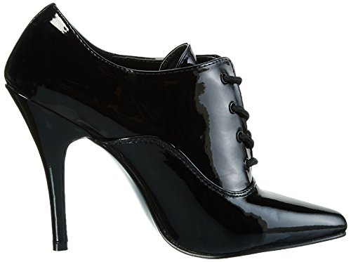 Pleaser Stivaletti 460 Donna 12 Nero Seduce Damen EU UK 45 7T7q5Awxr