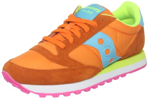 Femme Orange De Cross Saucony Original orange Jazz Chaussures wqYnX4z