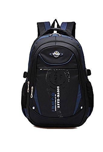 School Backpack For Boys Kids Elementary School Bags Bookbag Dark Blue