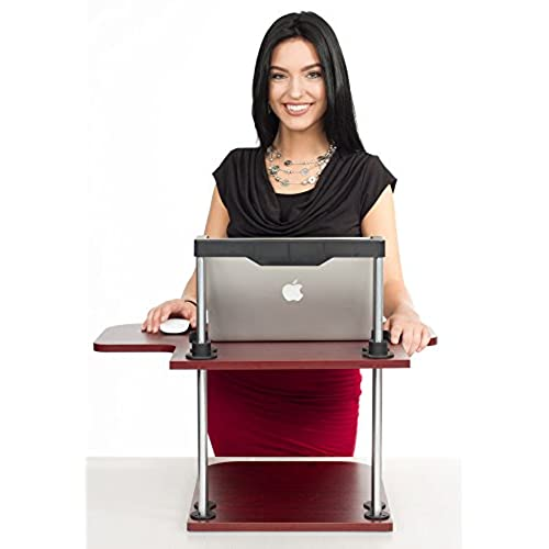 Height Adjustable Writing Desk Amazon Com