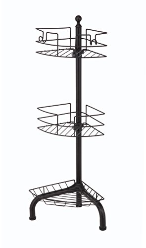 HomeZone Oil Rubbed Bronze Adjustable Standing product image