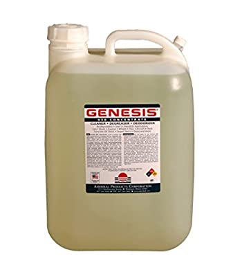 Genesis 950 5 Gallon - Pet Stain Remover, Carpet Cleaner & All Purpose Green Concentrate Cleaner
