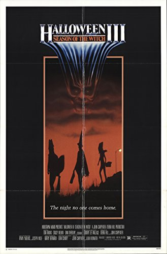 Halloween III: Season of The Witch 1982 Authentic 27