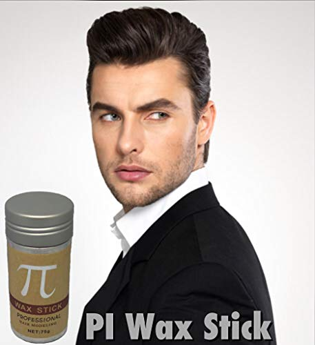 PI Wax Stick, Hairstyle, Hair texture, Hair wax, Pomade, 2.7 Ounce (Wax Styling Head)