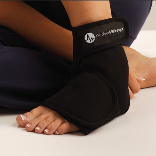 ActiveWrap Foot and Ankle Wrap for Right or Left Foot