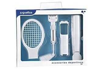 Amazon.es: Juguettos Wii Accesorios Deportivos