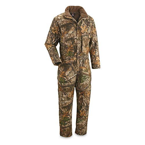 Guide Gear Men's Insulated Silent Adrenaline II Hunting Coveralls, 200-gram