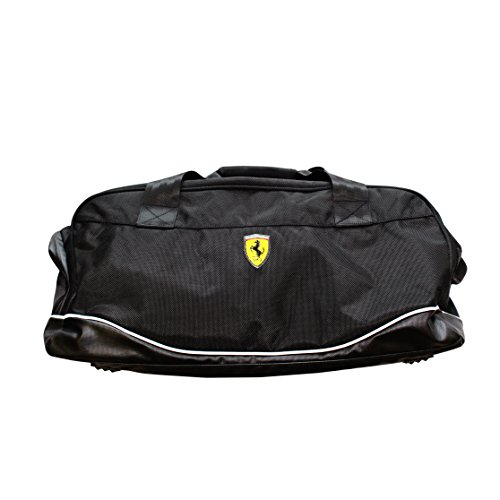 Ferrari Scuderia Duffel Bag by Ferrari-of-New-England