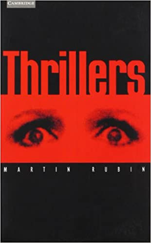 Thrillers Spanish language edition: Martin Rubin, Manuel Talens Carmona: 9788483231081: Amazon.com: Books