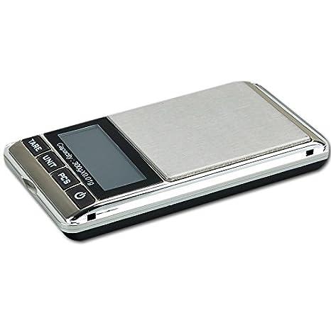 300 g × 0.01g transporte bar Báscula portátil Mini maletín Balanza colgante equipaje Báscula SCHUCK - Báscula digital de oro Industrial Peso Calibración: ...