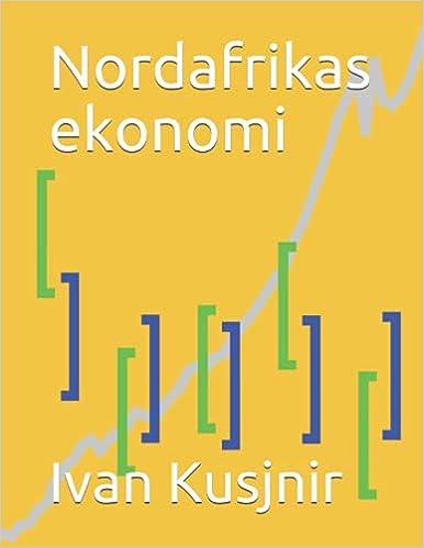 Nordafrikas ekonomi