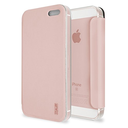 Artwizz 0289-1778 Smart Jacket Schutzhülle für Apple iPhone SE rotgold