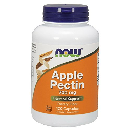 NOW Apple Pectin 700mg Capsules