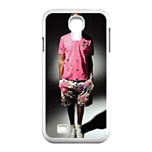 Samsung Galaxy S4 9500 Cell Phone Case White Pharrell Williams Plastic Cell Phone Case Clear NLD