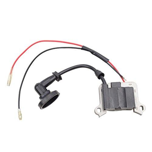 GOOFIT Ignition Coil for 2-stroke 43cc (40-5) & 49cc (44-5) Pocket Bike