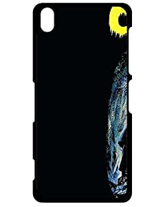 Lovers Gifts 4638145ZD434186015Z3MINI New Style Flexible Tpu Back Case Cover For Sony Xperia Z3 Compact - Creepy Comics phone case Galaxy's Shop