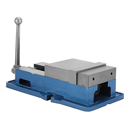 """Happybuy 6"""" Precision Milling Machine lock Down Vise with 6 Inch Jaw Width Vise Accu Lock Vise Bench Clamp Clamping Vice Precision Milling Drilling Machine Vise (6″ Jaw Width) For Sale"""