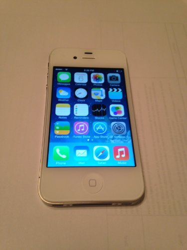 iPhone VIRGIN MOBILE Clean White