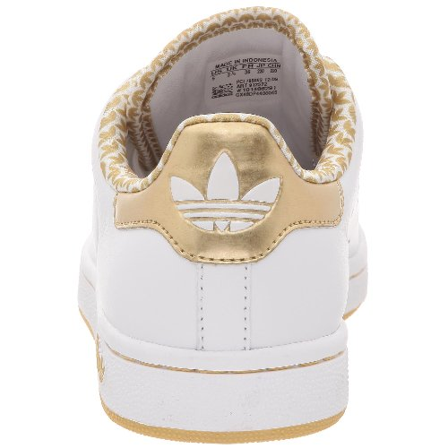 adidas Stan Smith 2 W, Basket mode femme - blanc/blanc/or métallique, 41 1/3 EU: Amazon.fr: Chaussures et Sacs