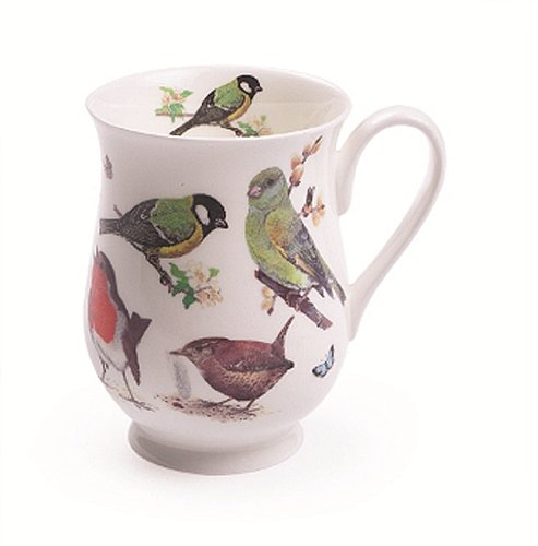 Roy Kirkham Garden Birds Eleanor Mug ()