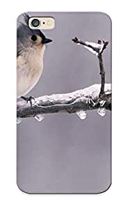 diy zhengBzNWruk2751bBxai Tpu Case Skin Protector For Ipod Touch 4 4th Birds Frozen Michigan Branches Tufted Titmouse Icy Animals Bird With Nice Appearance