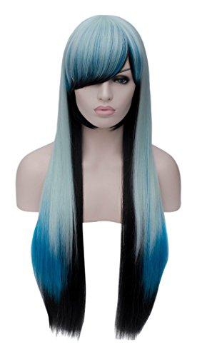Topwi (Black To Purple Hair)