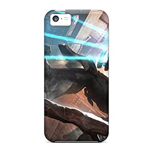 Shock-dirt Proof Dead Space Cases Covers For Iphone 5c