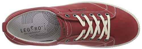Legero Tanaro - Zapatillas Mujer Rojo - Rot (RUBIN 70)