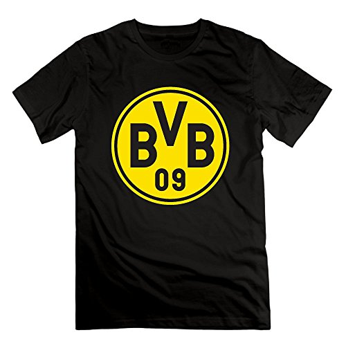(Borussia Dortmund Soccer Men's Novelty Adult Short Sleeve)