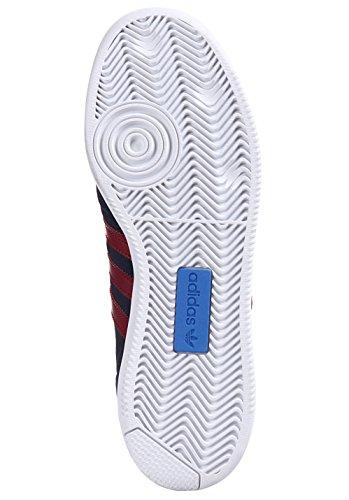 de 000 3 Zapatillas 40 Ftwbla Unisex Maruni ADV EU Azul Samba Adulto 2 Buruni Skateboarding Adidas aPqt66
