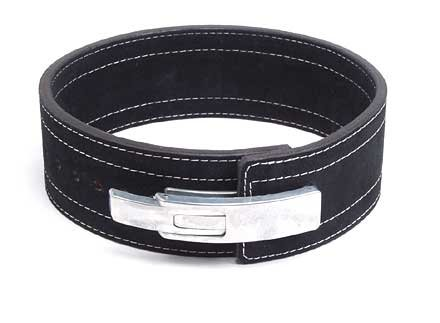 Inzer Advance Designs Forever Lever Belt 10MM Medium Black (Powerlifting Belt Large)