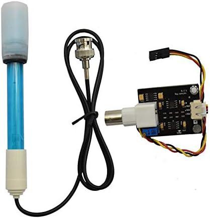 Módulo de Sensor de detección de Valor de Ph0-14 líquido + sonda ...