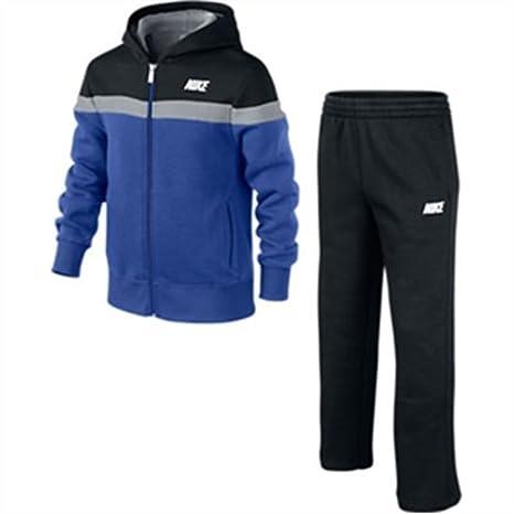 Nike BF Cuff Warm UP (Yth) - Chándal para niño, talla S: Amazon.es ...