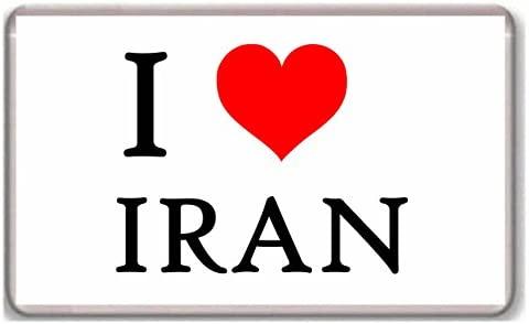 I Love irán/fotos/nevera/cierre magnético...: Amazon.es: Hogar