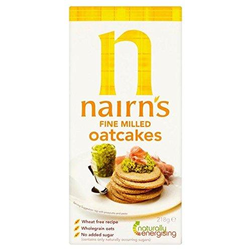 Nairns 250g De Galletas De Avena Fina (Paquete de ...