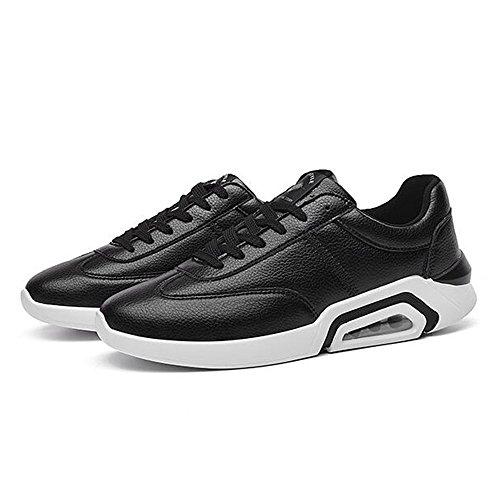 Calzado Feifei Zapatillas y desgaste deportivos Zapatos EU43 opción Tamaño múltiple CN44 Resistente Ocio por colores Negro otoño Primavera para UK9 Color tamaño deportivas 2 al hombres 7wrFq7I
