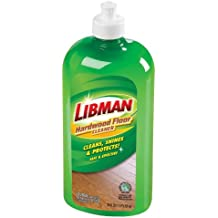Libman 2047006 24 Oz Liquid Hardwood Floor Cleaner