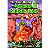 The Land Before Time Series 6: The Secret Of Saurus Rock [DVD]