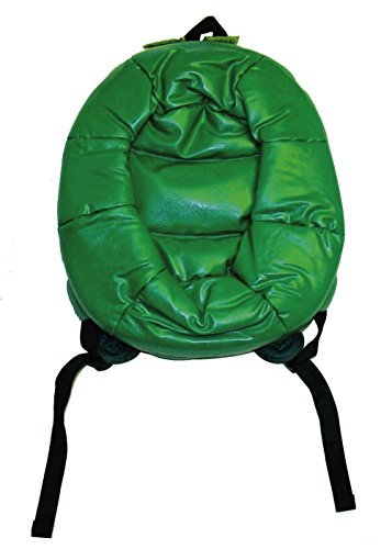 [Bioworld TMNT Shell Backpack Green (Standard)] (Ninja Turtles Backpack Shell)
