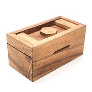 Secret Magic Box Monkey Puzzle Intelligence Cases Mystery Gift Case Boxes