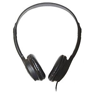 Classroom Testing Stereo Headphones - 25 Pack