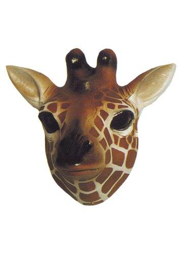 Cesar A507-001 - Máscara de jirafa para disfraz: Amazon.es: Juguetes y juegos