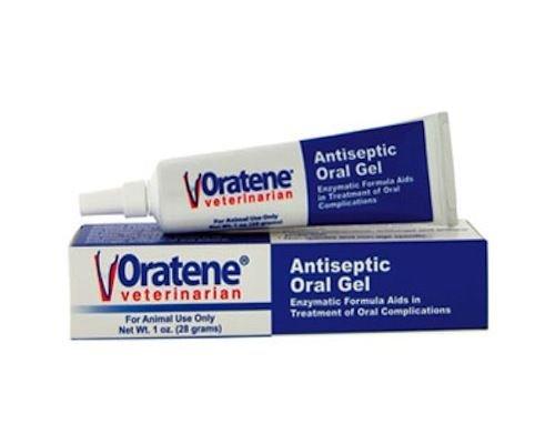 Oratene Antiseptic Oral Care Gel and Gingivitis 1oz by Zymox