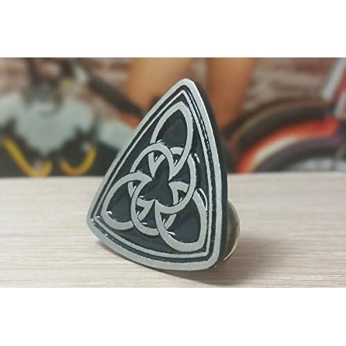 Broches aiguille Badge wotans n/œuds Wotan Knot Biker