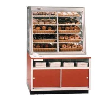 (Federal Industries Specialty Display Non-Refrigerated Self-Serve Bakery Case, 42
