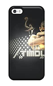 Lucas B Schmidt's Shop Christmas Gifts 23Y13WXLSI0ZJXLR Defender Case For Iphone 5/5s, Tim Duncan Pattern