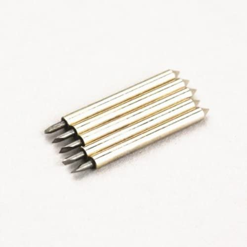 Autek 5 x 60 ° Roland GCC vinilo Cutter Plotter Blades vinylscher bloque tarjeta Plotter cuchillas RO de 60 X5: Amazon.es: Bricolaje y herramientas